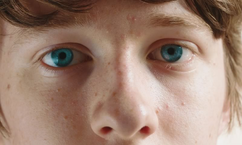 Close up of a St Mary's Music School pupil in Edinburgh by STROMA Films