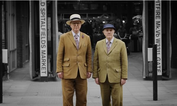 Gilbert & George by STROMA Films